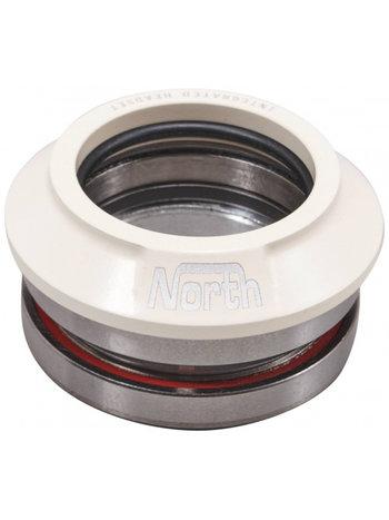 North  Star Integrated Headset Matte Cream