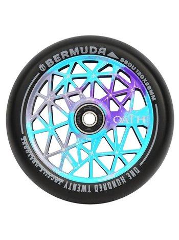 TRIAD Oath Bermuda Wheels Ti / Blue / Purple
