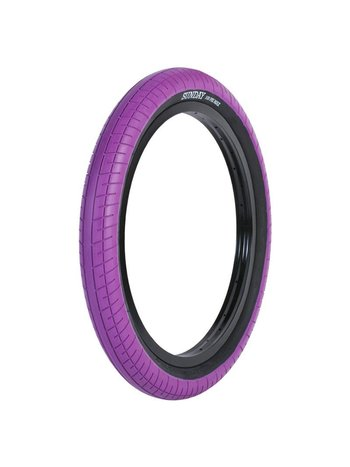 Sunday BMX Street Sweeper Tire 2,4 Purple