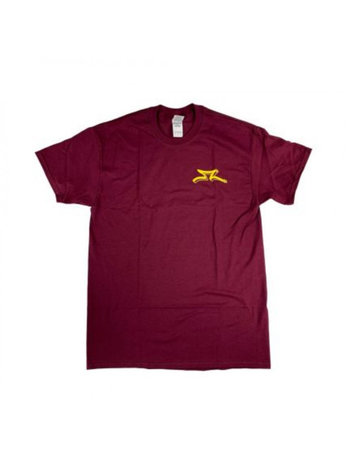 AO Scooters Nest Maroon T-Shirt