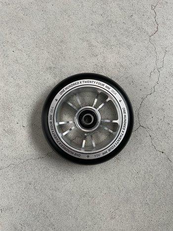 Blunt Envy 10 Spokes Wheels Silver