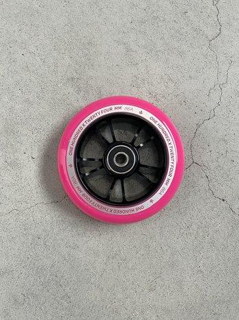 Blunt Envy 10 Spokes Wheels Black Pink