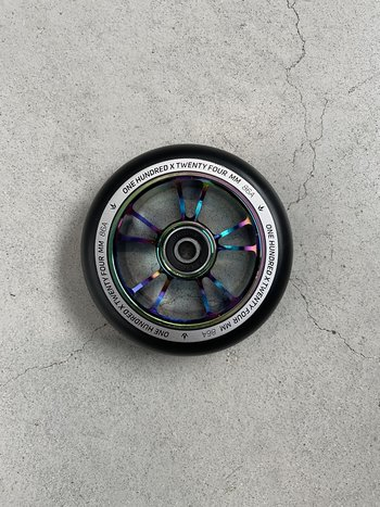 Blunt Envy 10 Spokes Wheels Oil Slick