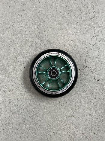 Blunt Envy 10 Spokes Wheels Green
