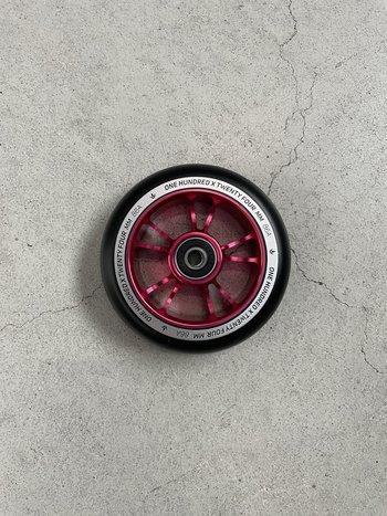 Blunt Envy 10 Spokes Wheels Red