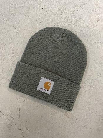 Carhartt WIP Short Watch Hat Thyme