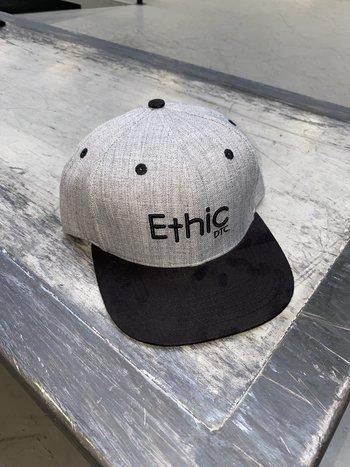 Ethic DTC  Grey Cap