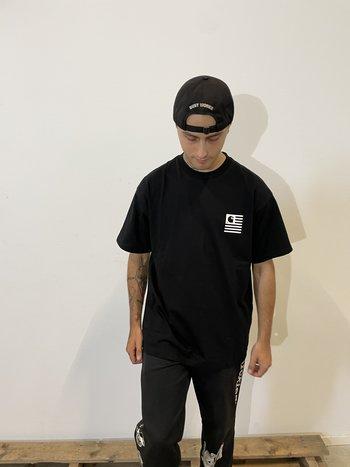 Carhartt WIP Fade State T-Shirt Black