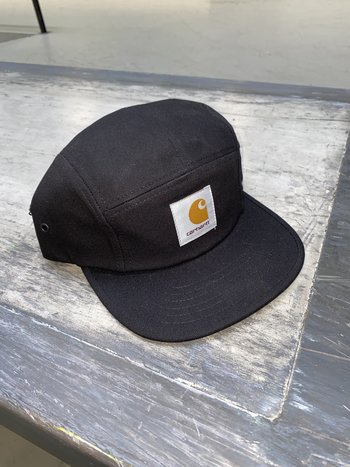 Carhartt WIP Backley Cap Black