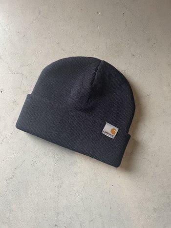 Carhartt WIP Stratus Hat Low Dark Navy