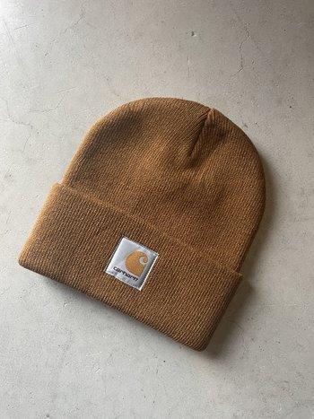 Carhartt WIP Short Watch Hat Tawny