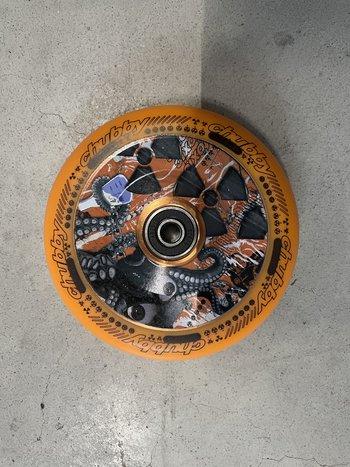 Chubby Wheels Lab Wheels Orange