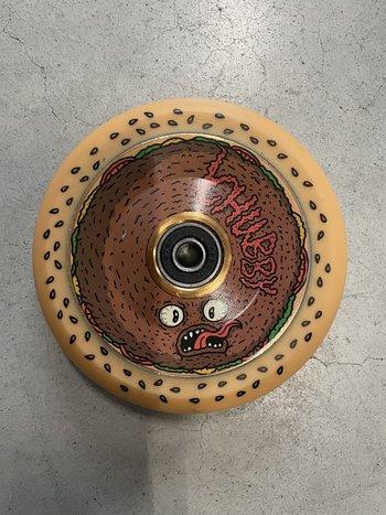 Chubby Wheels Melocore Burger Wheels