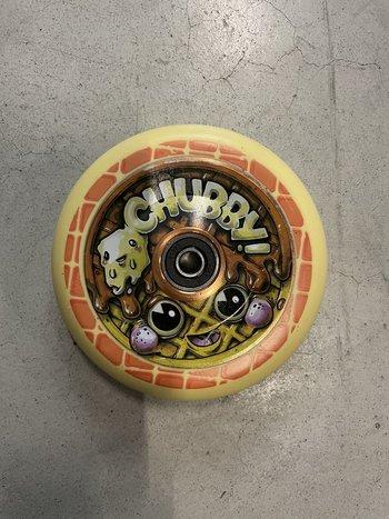 Chubby Wheels Melocore Waffle Wheels
