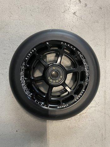 UrbanArtt Civic Wheels Black/Black