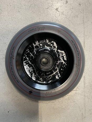 North  Trynyty Collab Wheels Grey/Black