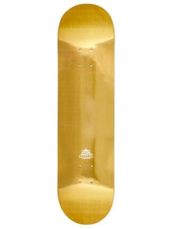Sushi skateboards Pagoda Deck Foil Gold