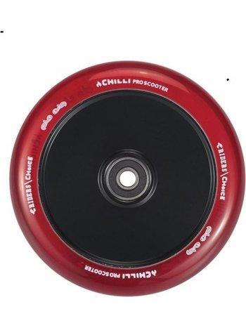 Chilli  Riders Choice zero V2 120mm wheels Red