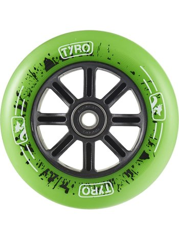 Longway Tyro Nylon Kern Wheels Green