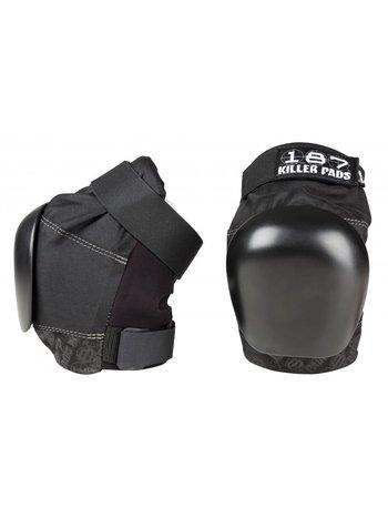 Killer Pads 187 Pro Knee Pads Black