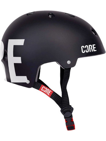Core Street Helm Black/White