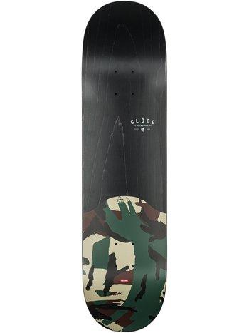 Globe G1 Argo Deck Black Camo