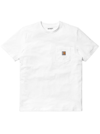 Carhartt WIP Pocket T-Shirt White