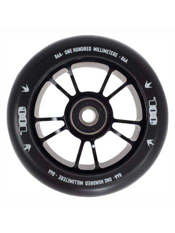 Blunt Envy 10 Spokes Wheels Black