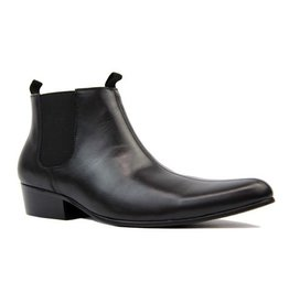 Madcap England Lightfoot Chelsea Boots black