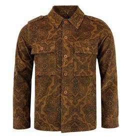 Madcap England Paisley Lennon Cord Military Jacke