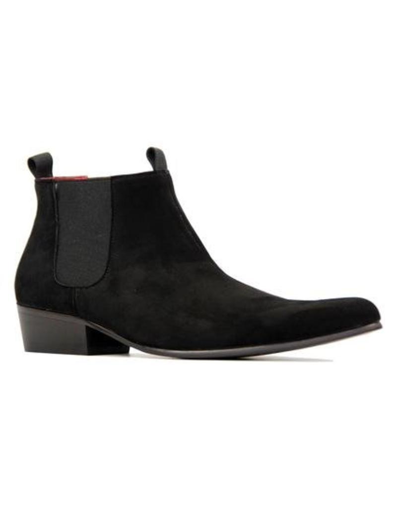 Madcap England Lightfoot Mod Chelsea Boots in Wildleder