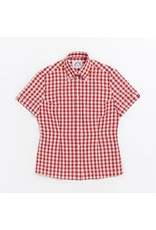 Brutus London Red Large Gingham Frauen