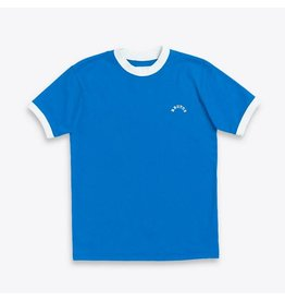 Brutus London Directoire Blue & White Ringer Tee