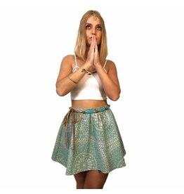 Liv Schwarz Skirt Mandala