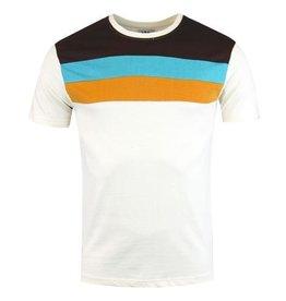 Madcap England Jersey Streifen T-Shirt