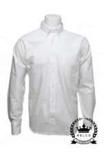 Relco London Hemd 'Oxford' in weiß