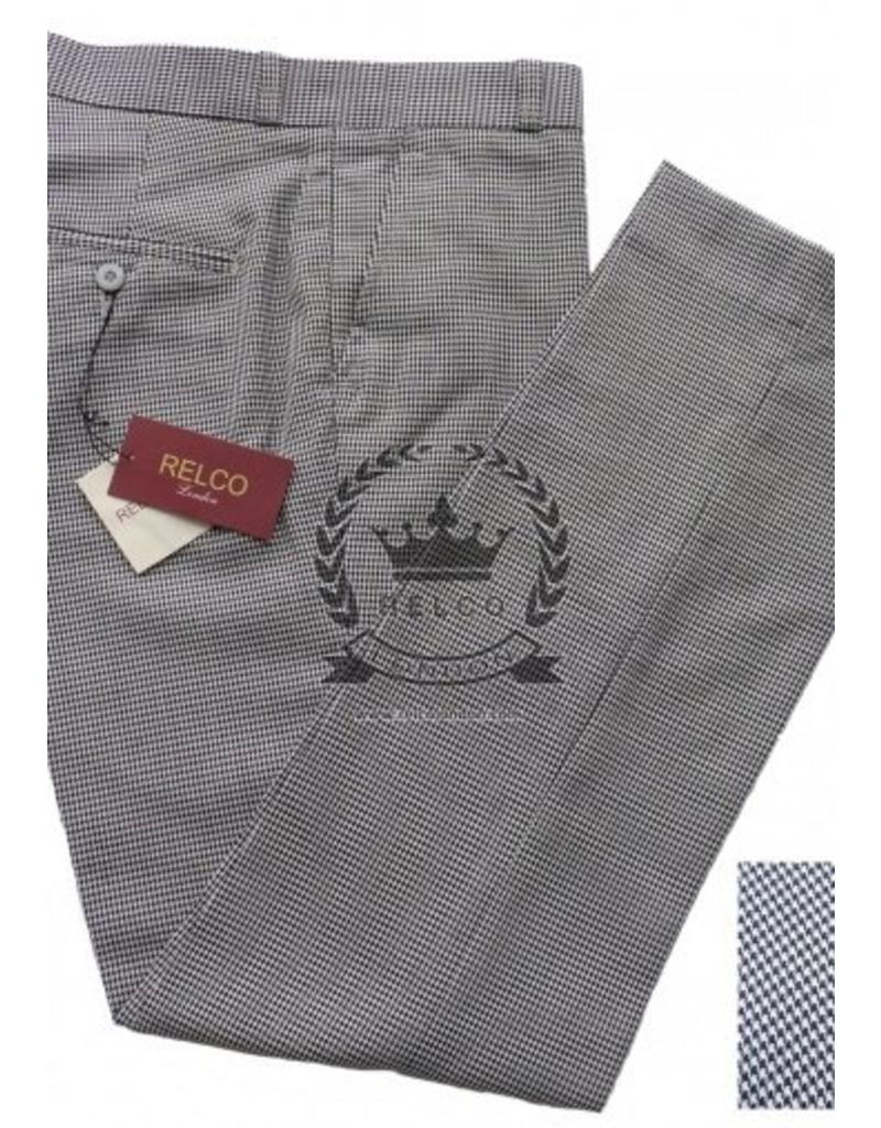 Relco London Hose Dogtooth