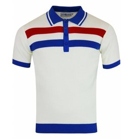 Madcap England Polo Shirt in winterweiß