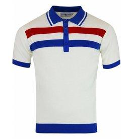 Madcap England Polo Shirt in winterweiß