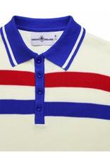 Madcap England Poloshirt in winterweiß