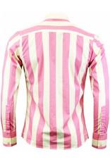 Madcap England Candy Streifen Hemd pink/cream