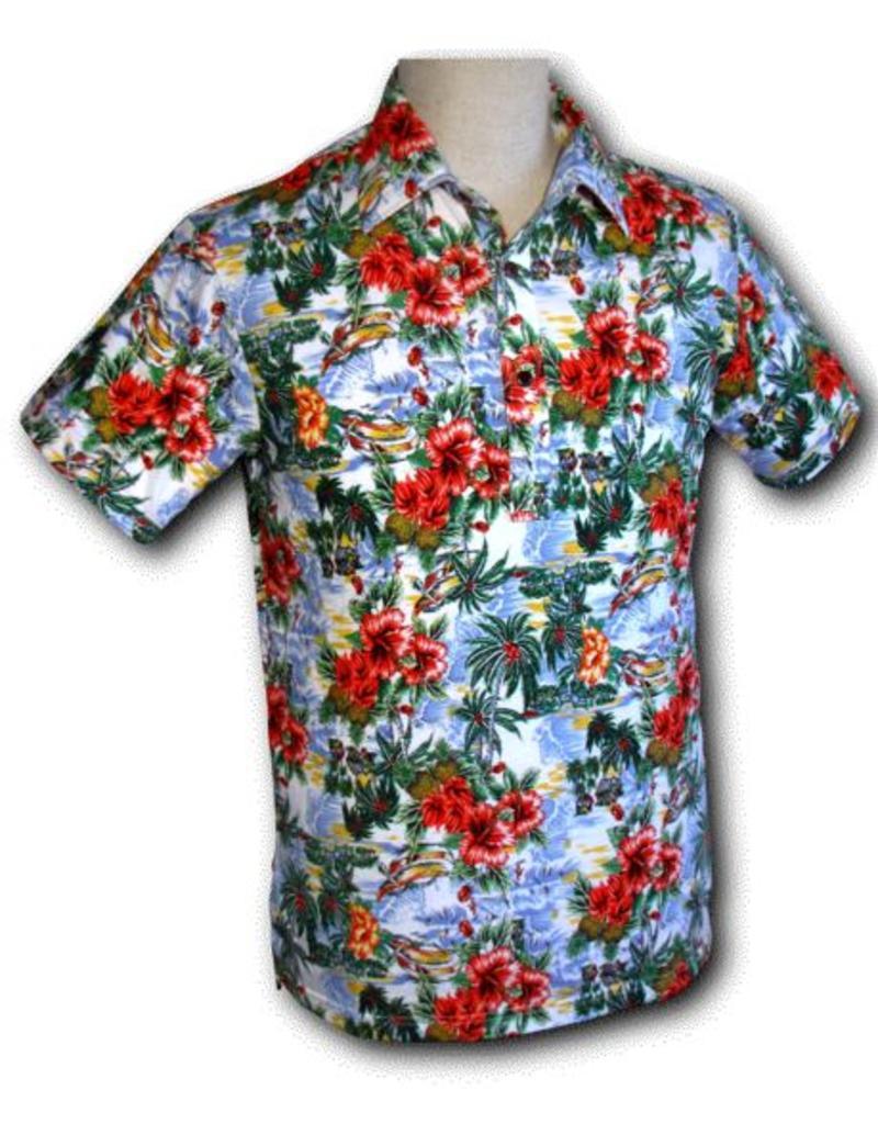 Chenaski Polo Jersey Alohaa