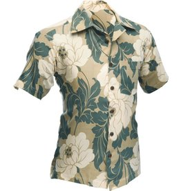 Chenaski Shirt with leaves