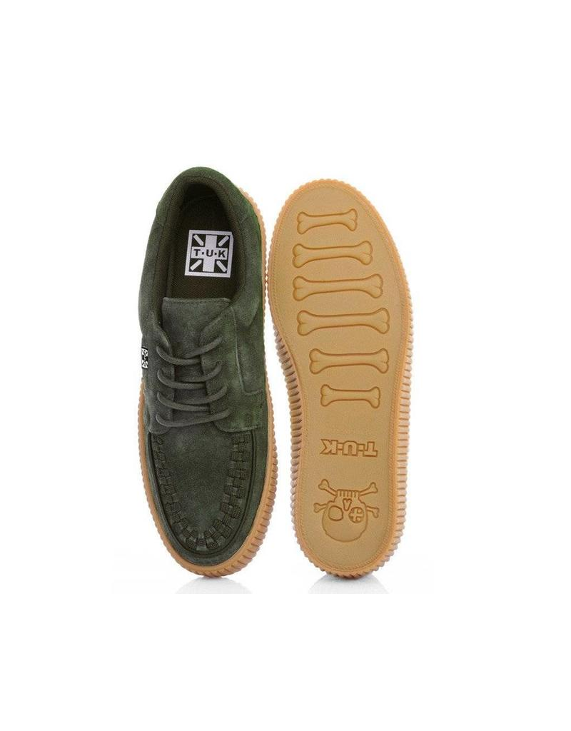T.U.K. Footwear EZC Sneaker olive