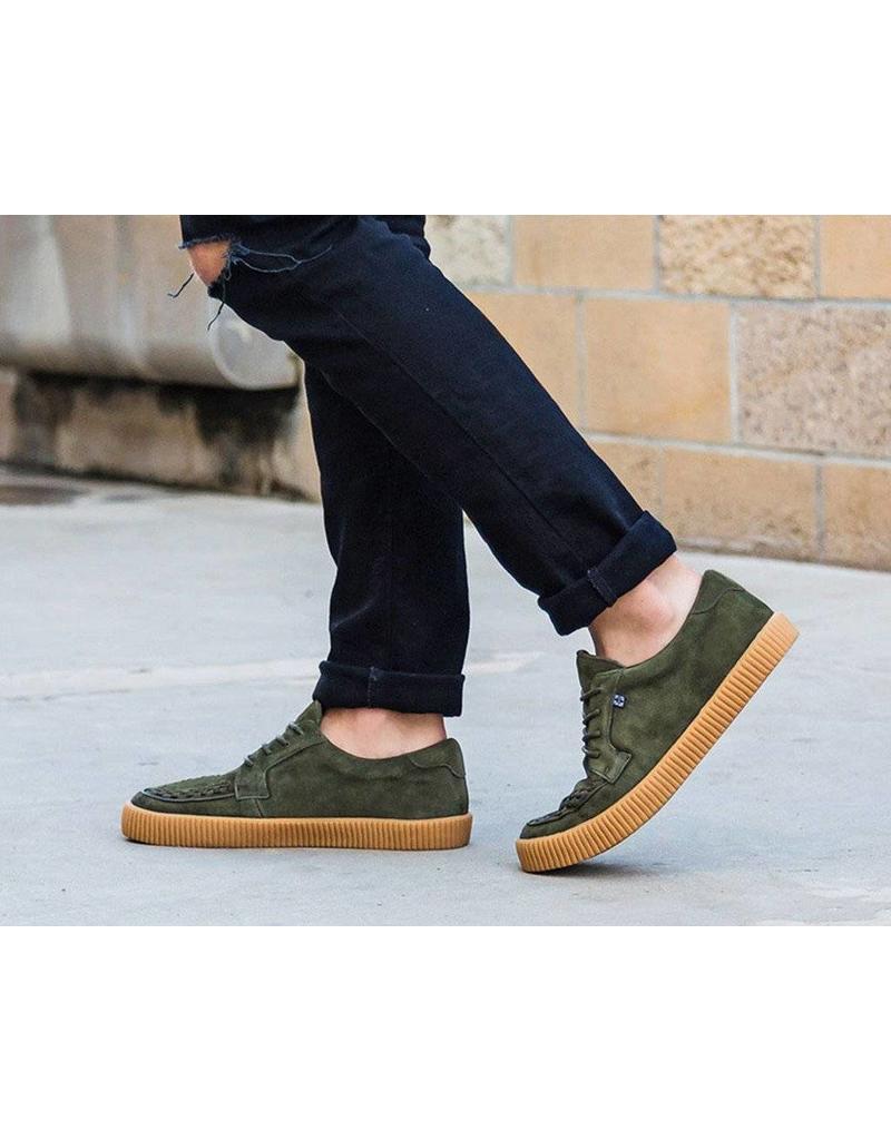 T.U.K. Footwear Sneaker olive