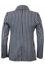 Madcap England Blazer Jacke in navy/silber