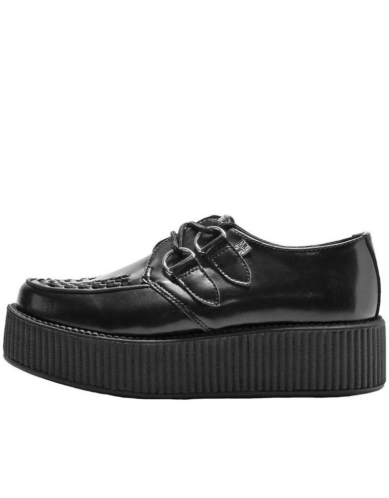 T.U.K. Footwear Creeper double leather