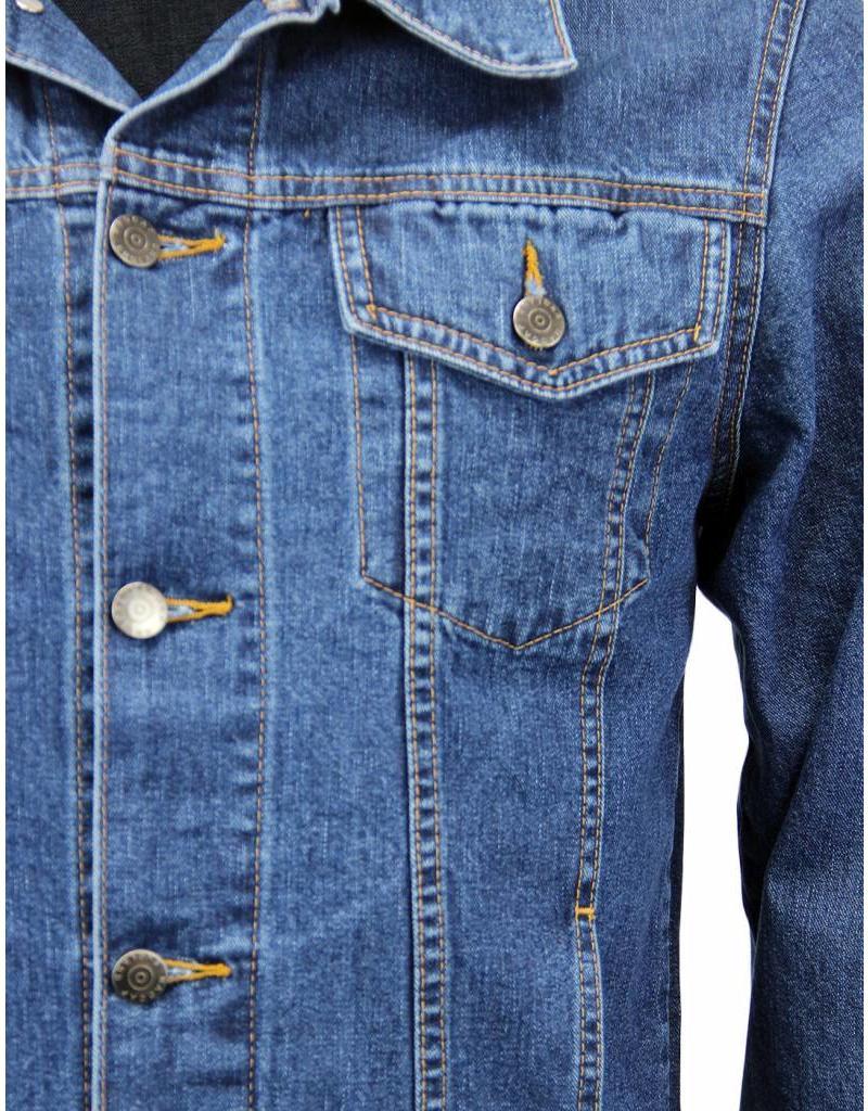 Madcap England Jeans Jacke Mod von Madcap England