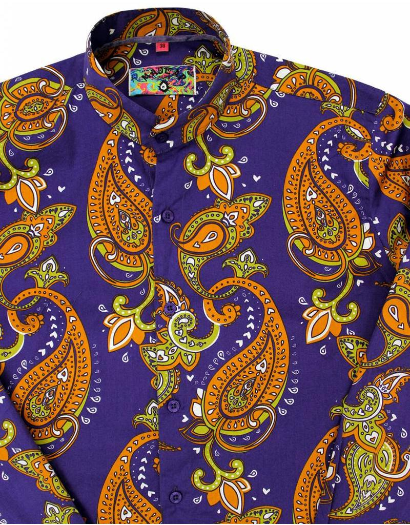Madcap England Paisley Grandad lila