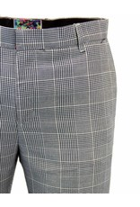 Madcap England Schmal geschnitte Hose mit Karomuster